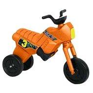 Motorka Enduro - oranžová