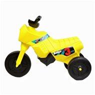 Motorka Enduro - žlutá