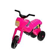 Motorka Enduro velká - růžová