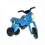 Motorka Enduro velká - modrá