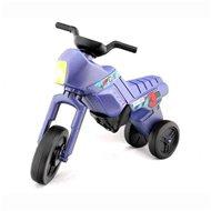 Motorka Enduro velká - fialová