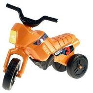 Motorka Enduro velká - oranžová