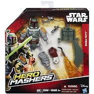 Star Wars Hero Mashers - Boba Fett Deluxe