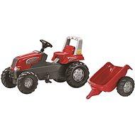 Rolly Toys Šlapací traktor Junior s vlečkou