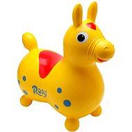 Skákací koník Cavallo Rody žlutý