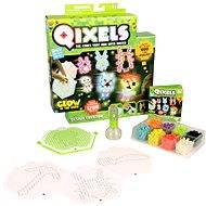 QIXELS - Sada tvůrce svítící ve tmě