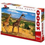 Dino Dvě žirafy