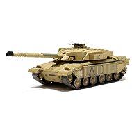 Tank British MBT Challenger 1 Desert Yell 1:72