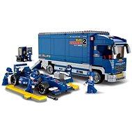 Sluban Formule - F1 Kamion