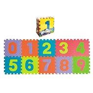 Teddies Pěnové puzzle čísla