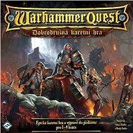 Warhammer Quest - Dobrodružná karetní hra
