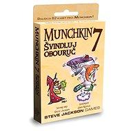 Munchkin 7. rozšíření – Švindruj obouruč