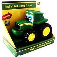 John Deere – Traktor Johny zmáčkni a jeď