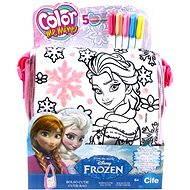 Color Me Mine růžová kabelka Ledové království