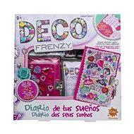 Deco Frenzy kreativní set ozdob diář