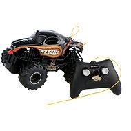 New Bright RC Auto Monster černé/hnědé