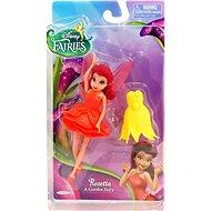 Disney víla - Základní panenka s modními doplňky Rozeta