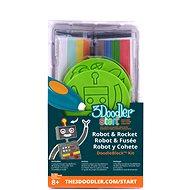 3Doodler Start – DoodleBlock Robot & Rocket