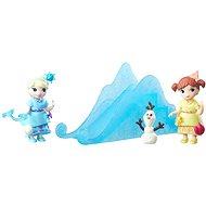 Hasbro Ledové království Snow Sisters Set