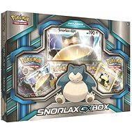 Pokémon: Snorlax – GX Box