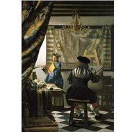 Piatnik Vermeer, Malíř