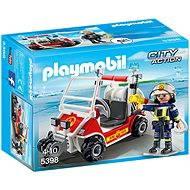 Playmobil 5398 Hasičská čtyřkolka