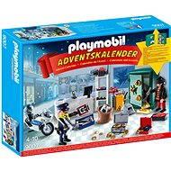 """Playmobil 9007 Adventní kal. """"Policejní zásah v klenotnictví"""""""