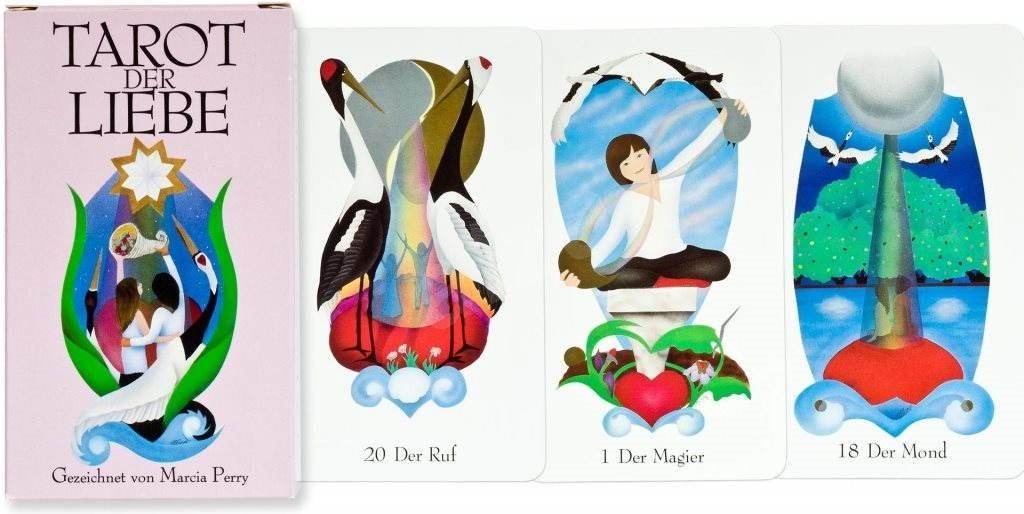Piatnik Tarot der Liebe