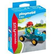 Playmobil 5382 Chlapeček se šlapacím autem