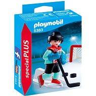Playmobil 5383 Trénink ledního hokeje