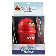 Zmzlinovač Angry Birds červený