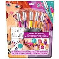 Style me up - Perfektní nehty 2v1 pastelové barvy