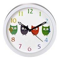 Nástěnné hodiny - Sovičky