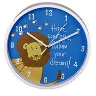 Nástěnné hodiny - Lev