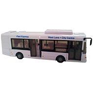 Městský autobus bílý