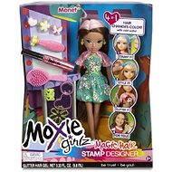 Moxie Girlz - Monet s kouzelnými razítky na vlasy