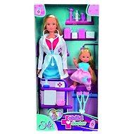 Simba Steffi - Dětská lékařka s Evičkou