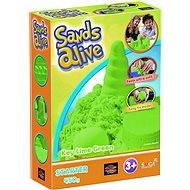 Sands Alive! Barevný písek zelený