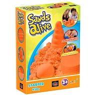 Sands Alive! Barevný písek oranžový