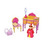 Sofie - Školní set pro princeznu s růžovou vílou