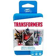 Shuffle: Transformers