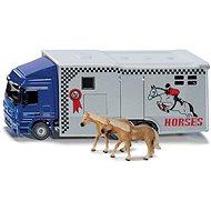 Siku Super - Transporter pro přepravu koní