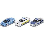 Siku Super – 3 policejní auta