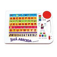 Naučná tabulka - Živá abeceda