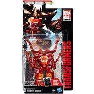 Transformers - Základní pohyblivý transformer Chop Shop