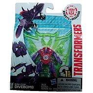 Transformers - Transfomace minicona v 1 kroku DiveBom