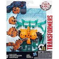 Transformers - Transformace minicona v 1 kroku Decepticon Hammer