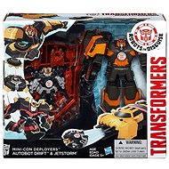 Transformers Rid - Souboj miniconů Autobot Drift & Jetstorm