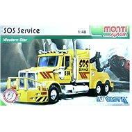 Monti system 28 - SOS Service Western star měřítko 1:48