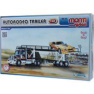 Monti system 39 - Autorodeo trailer Western star měřítko 1:48